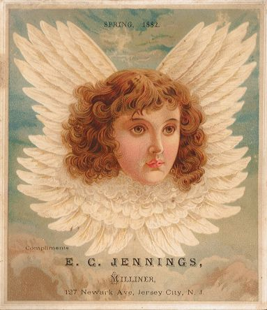 E. C. Jennings - Angel Head