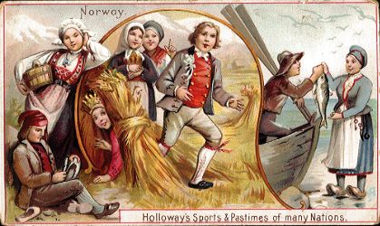 Holloway's Sports & Pastimes - Norway