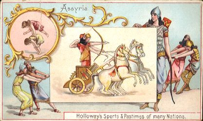 Holloway's Sports & Pastimes - Assyria