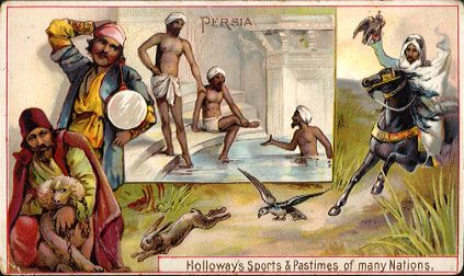Holloway's Sports & Pastimes - Persia