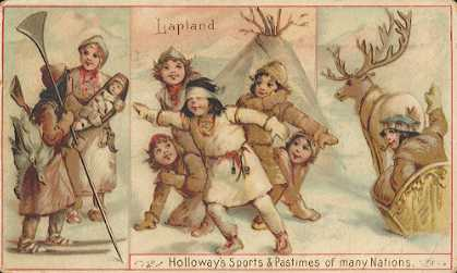 Holloway's Sports & Pastimes - Lapland